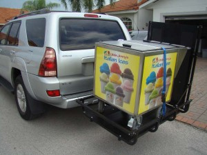car cart carrier italian ice
