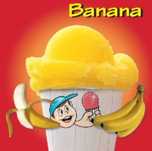 little jimmy italian ice banana 300x299 Italian Ice Flavors