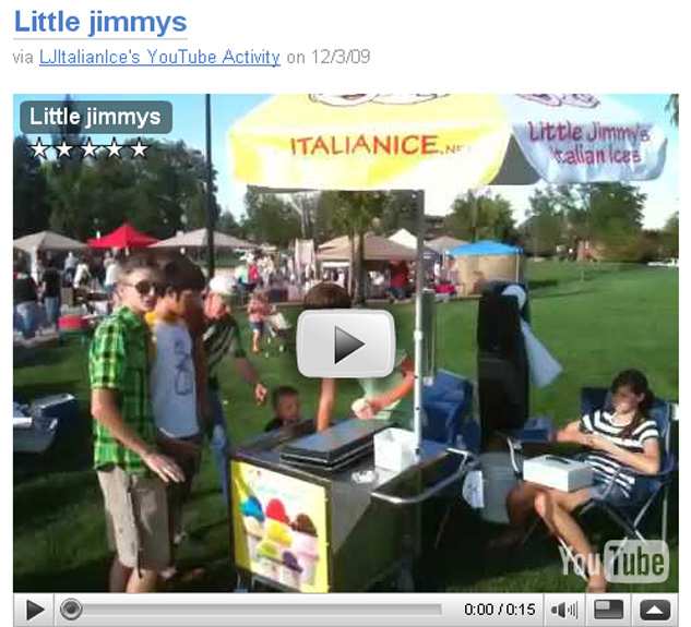 Newly Discovered Little Jimmys You Tube Videos