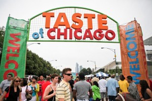 taste of chicago italian ice
