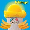 Little Jimmy Italian Ice Mango
