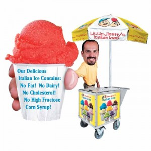 Business plan now for 2013 with Italian ice
