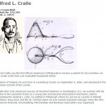Alfred Cralle inventor of the Italian Ice scoop