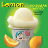 Little Jimmy Italian Ice NSA Lemon (Splenda)