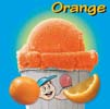 Little Jimmy Italian Ice Orange