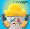 Little Jimmy Italian Ice Pineapple