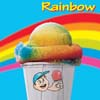 Little Jimmy Italian Ice Rainbow